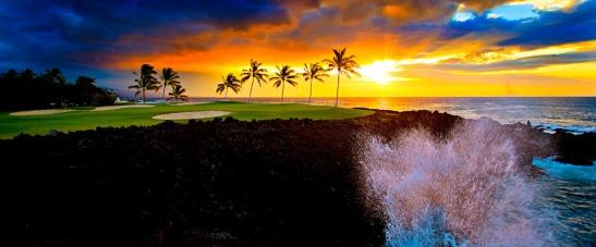 Beach Course Waikoloa Resort