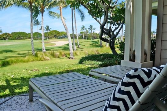 Waikoloa Fairway Villa J-6 is a golfers paradise