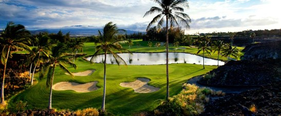 Waikoloa Beach Resort Golf Links
