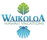 smaller logo for Waikoloa Hawaii Vacations