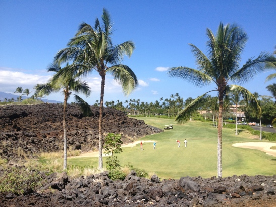 Golf Packages with Waikoloa Hawaii Vacations
